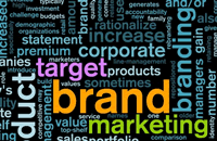 Brandmanagement word cloud